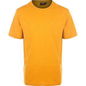 North Bend Garfield Kortærmet T-shirt Herrer, gul